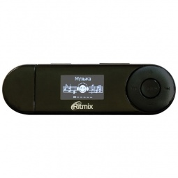 фото MP3-плеер Ritmix RF-3200. Встроенная память: 4 Гб