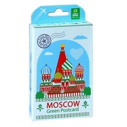 фото Набор подарочный для выращивания Happy Plant «Живая открытка: Москва №1»