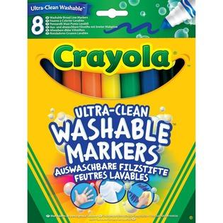 Купить Фломастеры смываемые Crayola 58-8328