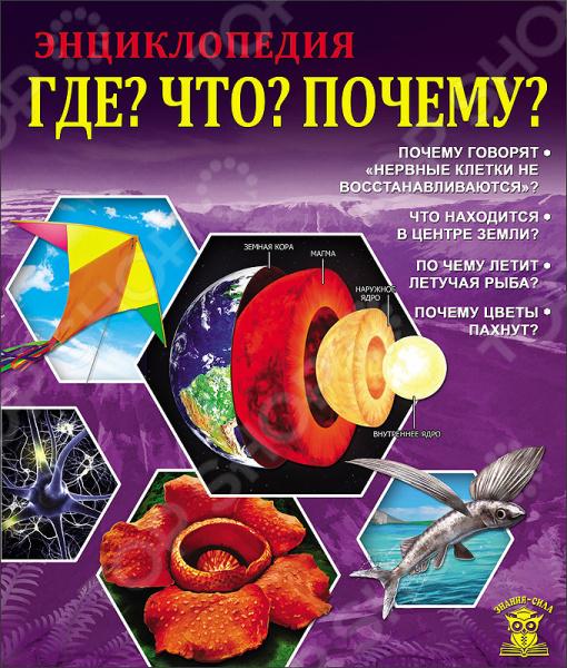 Где? Что? Почему?Универсальная справочная литература для детей<br>Представляем вашему вниманию книгу Где Что Почему . Для младшего и среднего школьного возраста.<br>