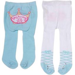Купить Набор одежды для кукол Zapf Creation «Колготки, 2 пары» 792-261. В ассортименте