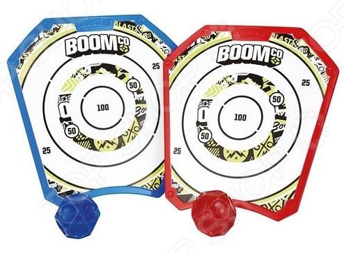 Набор игровой для метания Mattel CHP23 «Щит с гранатой». В ассортименте