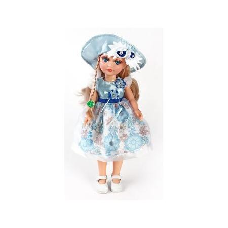Купить Кукла интерактивная Весна «Анастасия. Незабудка»