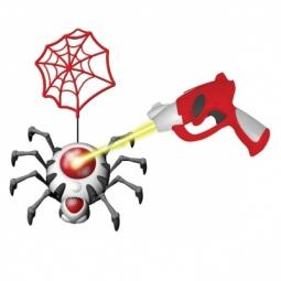 Купить Набор игровой Silverlit «Паук со световым пистолетом»