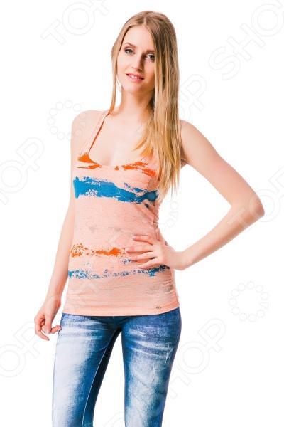 Майка Mondigo 8554. Цвет: оранжевый