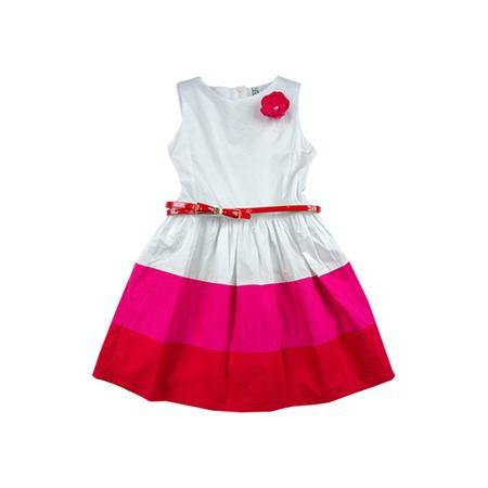 Купить Детское платье Besta Plus Fenomeno. Цвет: белый