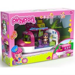 Купить Самолет для кукол Famosa Pinypon