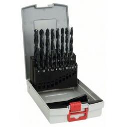 Купить Набор сверл по металлу Bosch 2608587012