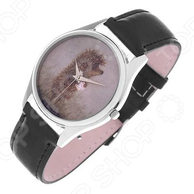 Часы наручные Mitya Veselkov «Ежик с котомкой» MV часы ежик с котомкой mitya veselkov часы механические