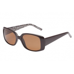 фото Очки солнцезащитные Isotoner 07401. Цвет оправы: коричневый