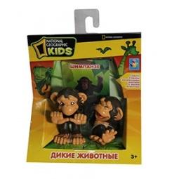 фото Набор фигурок 1 Toy «Шимпанзе»