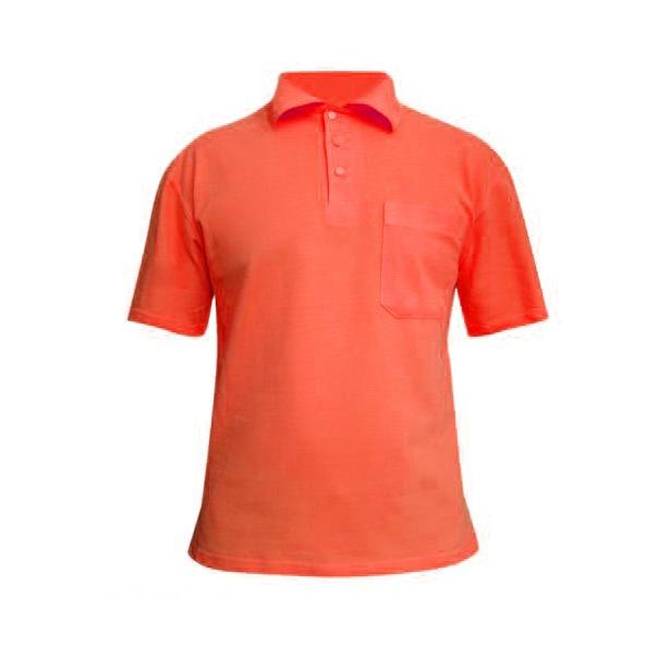 фото Поло мужское Dodogood М287. Цвет: красный. Размер одежды: 44