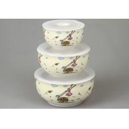 Купить Набор салатников Rosenberg 8404 «Летняя фантазия»