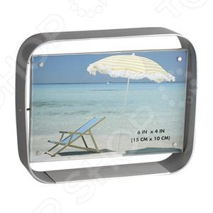 Фоторамка Image Art 6024-4 фоторамка image art 6047 3 4 silver