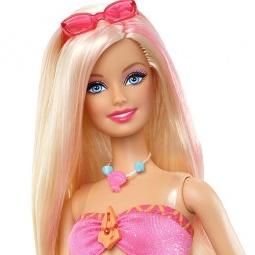 фото Кукла на пляже Mattel