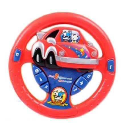 Купить Игрушка музыкальная Shantou Gepai «Я тоже рулю» 2213. В ассортименте