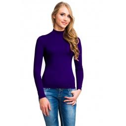 фото Водолазка Mondigo 264. Цвет: темно-фиолетовый. Размер одежды: 42