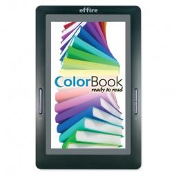 фото Книга электронная Effire Color Book TR703. Цвет: черный