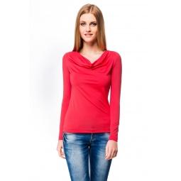 фото Кофта Mondigo 1464. Цвет: ярко-розовый. Размер одежды: 42