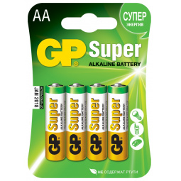 фото Элемент питания GP Batteries 15A-2CR4