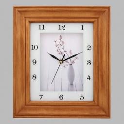 фото Часы настенные Scarlett SC-25 B