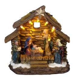 Купить Декорация рождественская Star Trading Домик