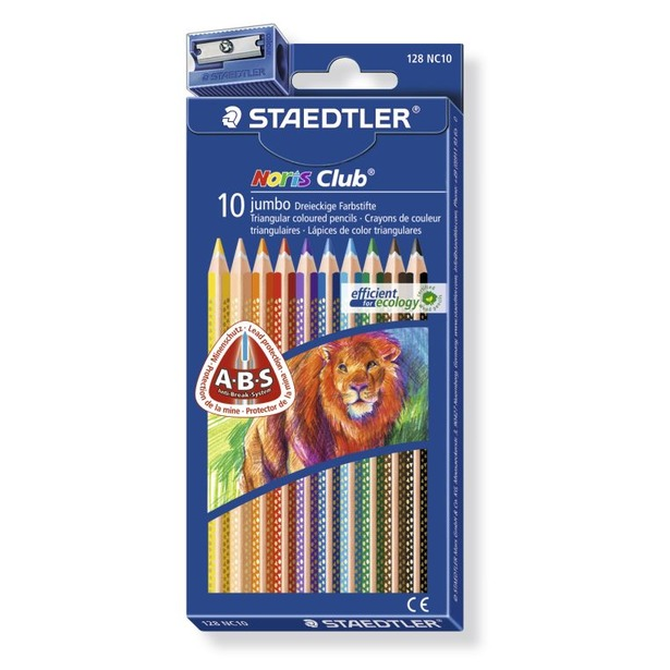 фото Набор цветных карандашей Staedtler 128NC1002