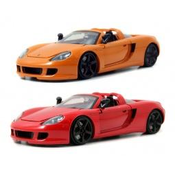 фото Модель автомобиля Jada Toys 2005 Porsche Carrera GT. В ассортименте