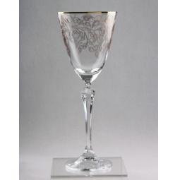 Купить Набор бокалов для вина Коралл «Элизабет»