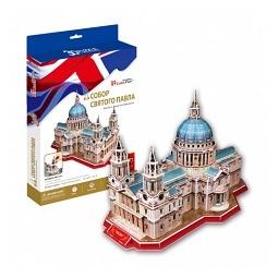 Купить Пазл 3D CubicFun «Собор Святого Павла»