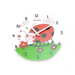фото Часы настенные Marmiton «Божья коровка»