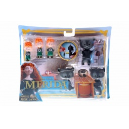 Купить Набор игровой Mattel «Храбрая сердцем»