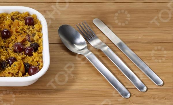 Набор столовых приборов Black+Blum Cutlery set