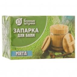Купить Запарка для бани Банные штучки «Листья мяты перечной»
