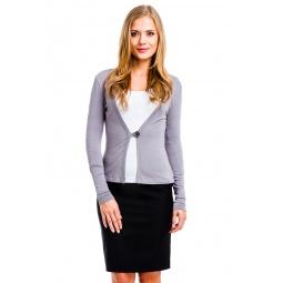 фото Жакет Mondigo 426. Цвет: серый. Размер одежды: 46