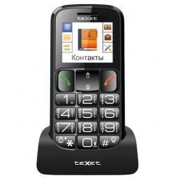 Мобильный телефон для пожилых людей Texet TM-B116
