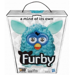 фото Игрушка интерактивная детская Furby Холодная волна. В ассортименте