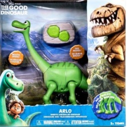фото Фигурка динозавра на радиоуправлении Disney Good Dinosaur «Арло»