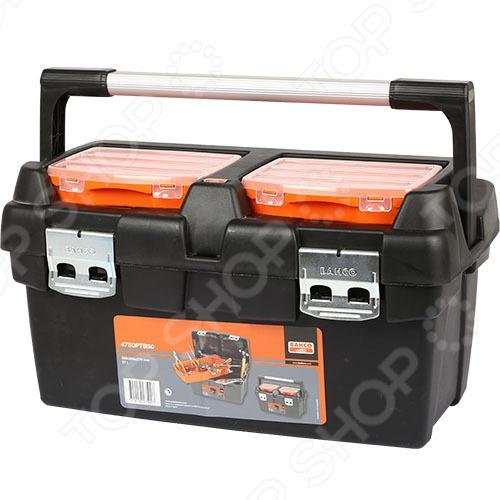 Ящик для инструментов Bahco 4750PTB50 ящик для инструмента с металлическими замками 16 175х210х410мм stels россия 90711
