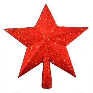 Купить Верхушка елочная Метелица «Звезда» 7505