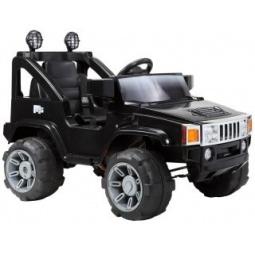 фото Электромобиль для малыша Пламенный Мотор «Джип». Цвет: черный