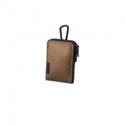 фото Чехол для фотокамеры cyber-shot™ SONY LCS-CSVC. Цвет: коричневый
