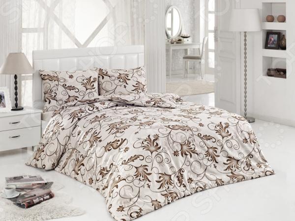Комплект постельного белья Asteria Ashmira. ЕвроКомплекты постельного белья Евро<br>Комплект постельного белья Asteria Ashmira. Евро - красивое и качественное постельное белье, которое подарит вам крепкий и здоровый сон. Крепкий и здоровый сон - залог вашего здоровья, поэтому важно правильно подобрать постельное белье на котором вы будите отдыхать. Красивый дизайн и высокое качество - главные критерии при выборе постельного белья. Комплект выполнен из качественного натурального волокна - сатина, материала приятного на ощупь. Сатин отлично зарекомендовала себя в производстве постельного белья, даже после многократных стирок, белье из сатина не теряет своих качеств, не линяет и не меняет свой внешний вид. При изготовлении данной серии постельного белья, были использованы красители высшего качества, безопасные для здоровья и долговечные. Роскошное постельное белье очарует вас и великолепным образом преобразит вашу спальню.<br>