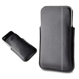 фото Чехол Muvit Pocket Slim для iPhone 5. Цвет: черный