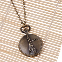 Купить Кулон-часы Mitya Veselkov «Большой медальон PARIS»