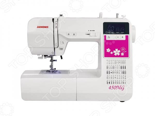 Швейная машина Janome 450MG швейная машинка janome 450mg