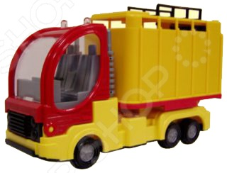 Машинка игрушечная Форма «Малый фургон ДБ» фургон форма малый фургон дальнобойщик 18 5 см в ассортименте