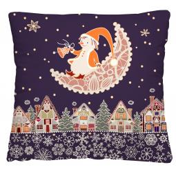 Подушка декоративная Волшебная ночь «Вечерний звон»