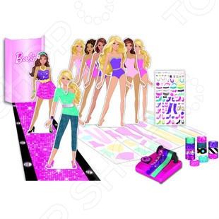 Набор для творчества с картонными куклами Fashion Angels Barbie 22330 Набор для творчества с картонными куклами Fashion Angels Barbie 22330 /