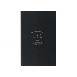 фото Записная книжка линованная Ogami Pro S. Цвет: черный